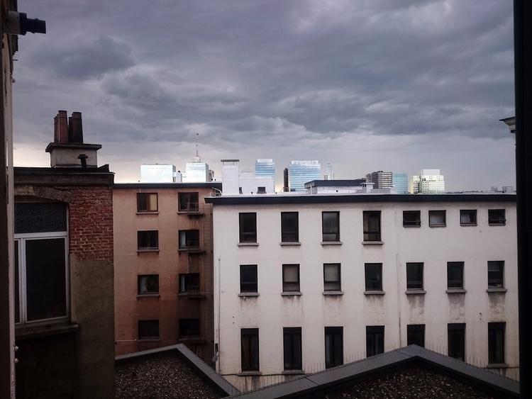 Brussels, summer 2016 - baatezus | ello