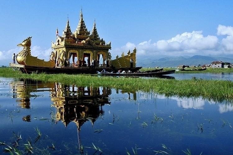 Myanmar Tours: Relish Beauty Ma - 7daystour | ello