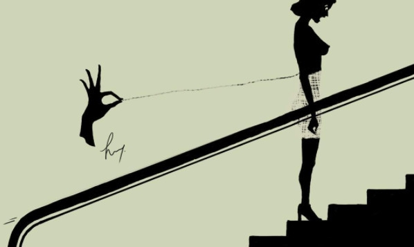 higher animation illustration a - ___handy___ | ello