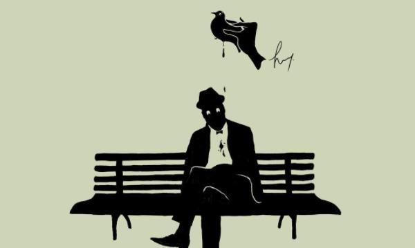 Priority seat animation illustr - ___handy___ | ello