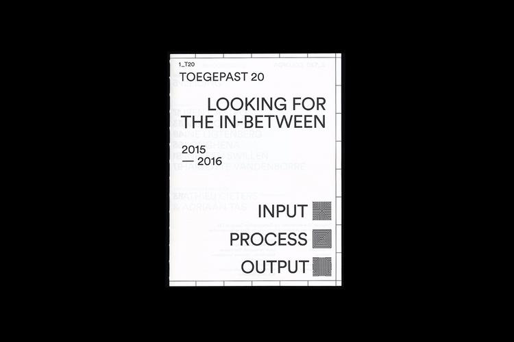 TOEGEPAST 20 Toegepast design c - studiostudio | ello