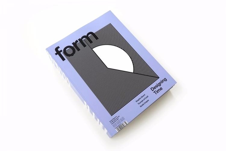 FORM MAGAZINE 265 line-based pr - studiostudio | ello