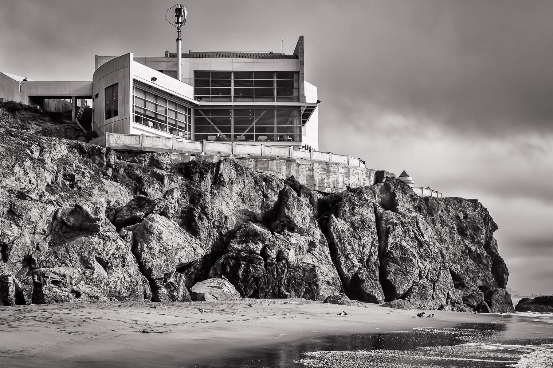 Cliff House modern wing histori - mattgharvey | ello