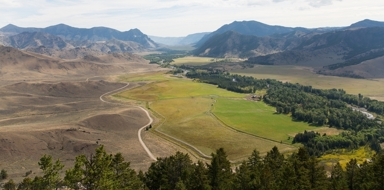 Sunlight Basin Wyoming ( 7D Ran - gallerytx   ello