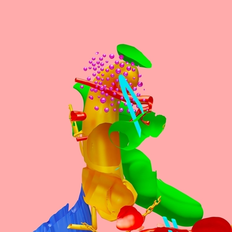YOGI polygons digitalcanvas ate - ateliermartini   ello
