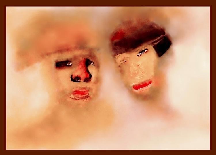 ***FEATURE ARTIST: Claude-Mauri - johnhopper | ello