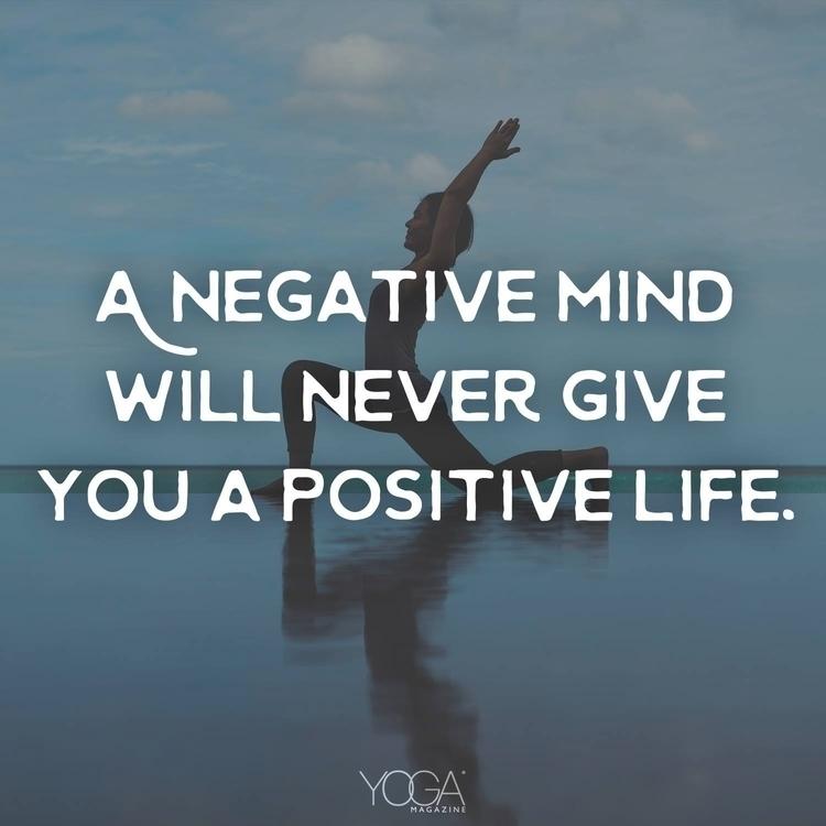negative mind give positive lif - meditation | ello