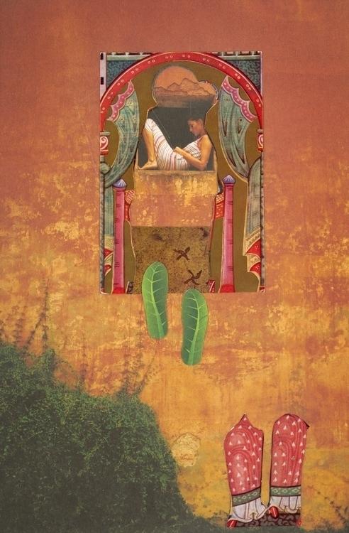 untitled collage collageart pho - veromarsk | ello