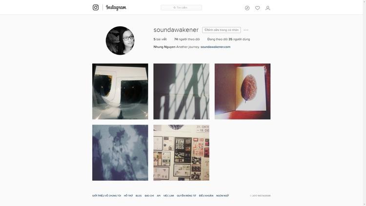 HEY PEOPLE; Instagram ! Follow  - soundawakener | ello