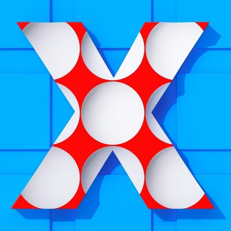Xs polygons digitalcanvas 2017  - ateliermartini   ello