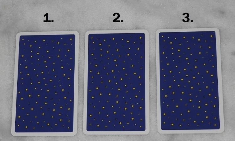 Tarot Tuesday! Pick card, head  - traciyork   ello