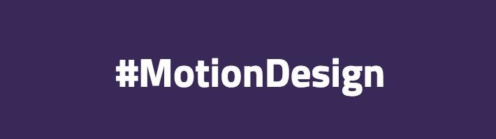 motion design? usage history MD - renderforest | ello