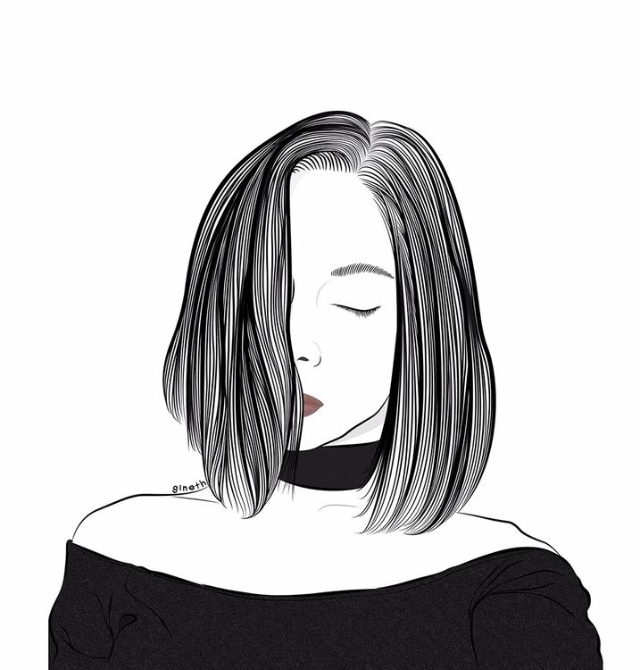 Phoebe Isabella. illustration i - giineth | ello