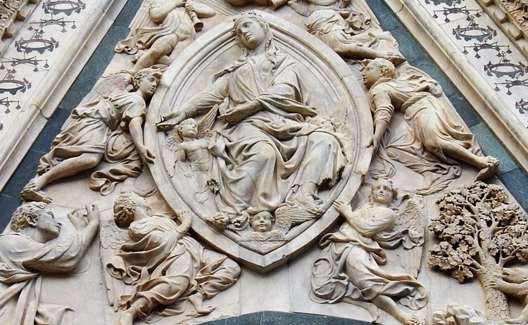 Nanni Di Banco. Sculpture. Clay - candydhami   ello