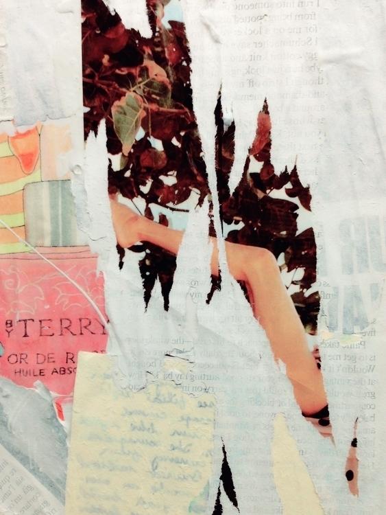 Open Window art collage texture - jkalamarz   ello