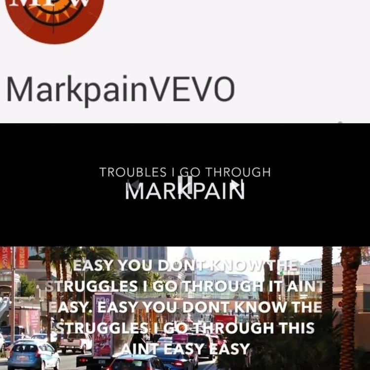 Check Markpain VEVO - Troubles  - markpain | ello