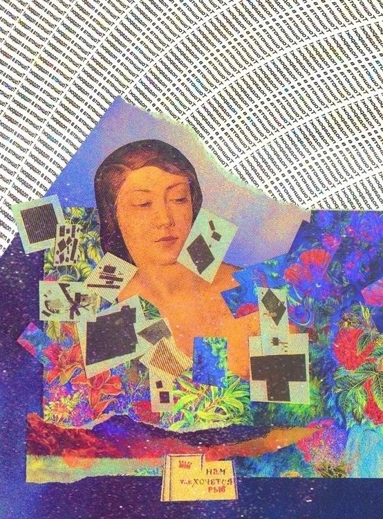 collage poster paper digital ar - verawhois | ello