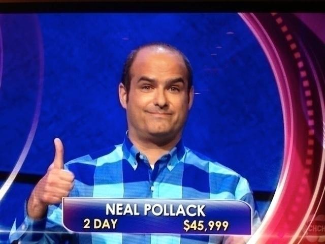 Episode 26 - Neal Pollack, writ - 15minsjamieb | ello