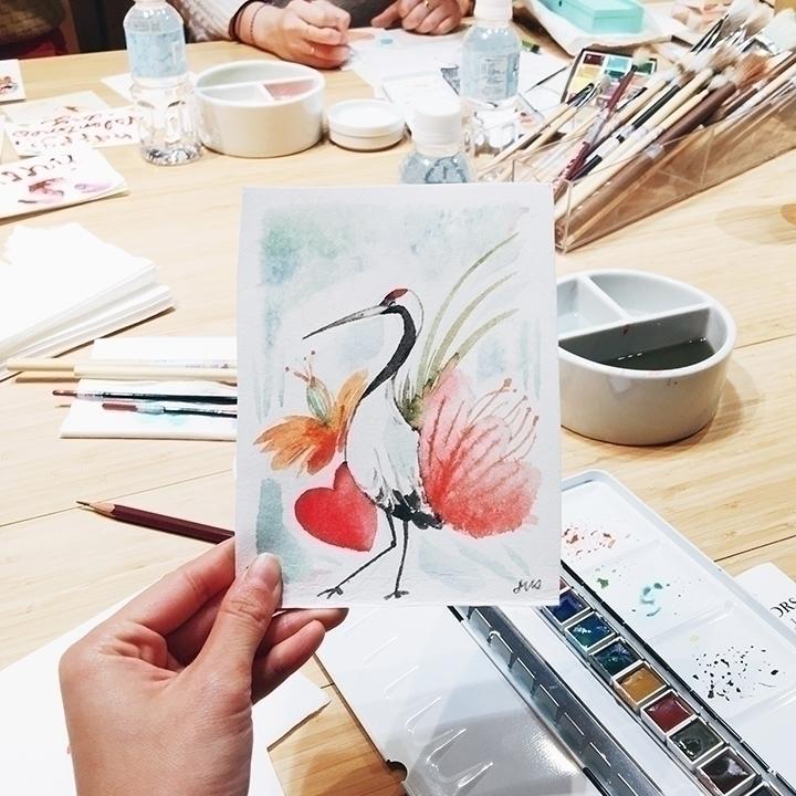 Experimenting ZECCHI Watercolor - patternsandportraits | ello