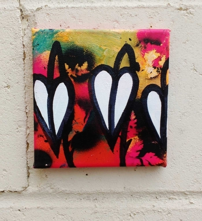BLOG: painting concluding day 1 - sean_worrall | ello