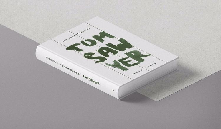 Print Book mockup book cover, d - vivlio | ello