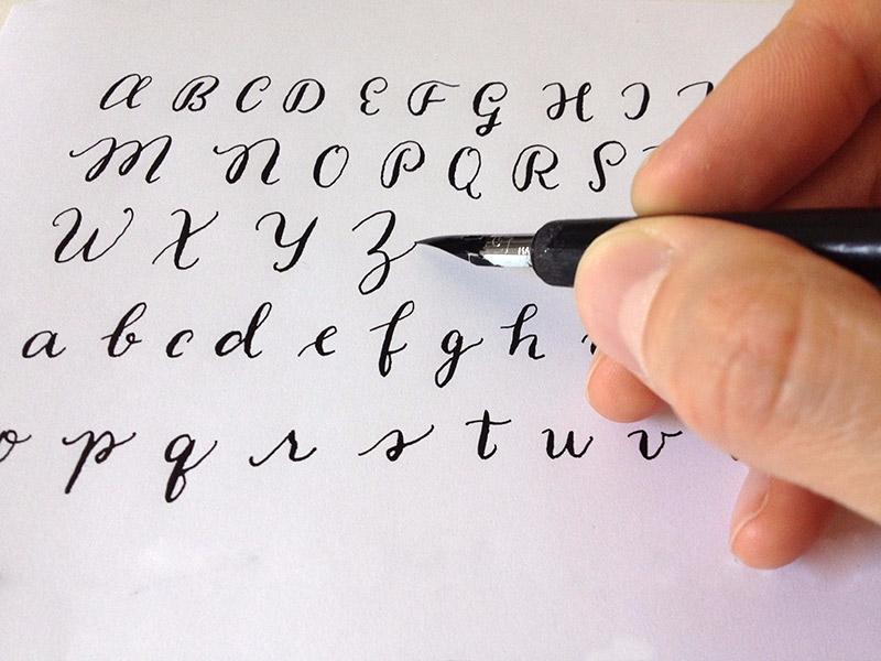 learn calligraphy? Good. Guide  - ellodiy | ello