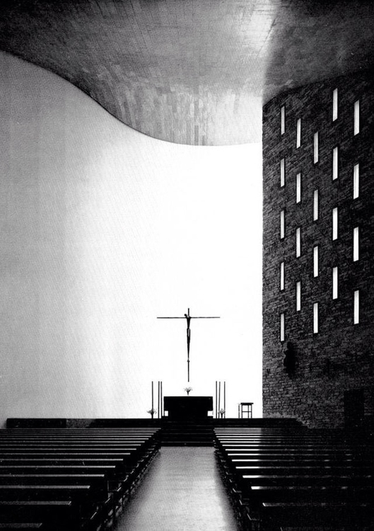 La geometría de las iglesias Mi - okamika | ello
