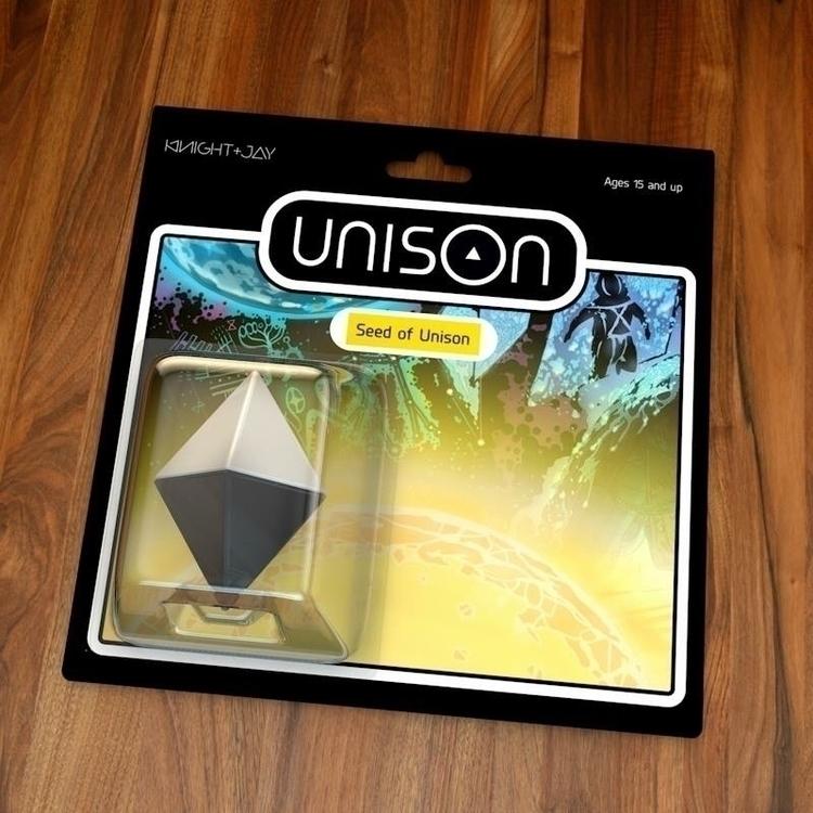 Seed Unison - unaction figure. - alexanderfechner | ello
