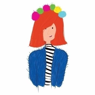 portraits series. Meet Olivia,  - fenavilli | ello