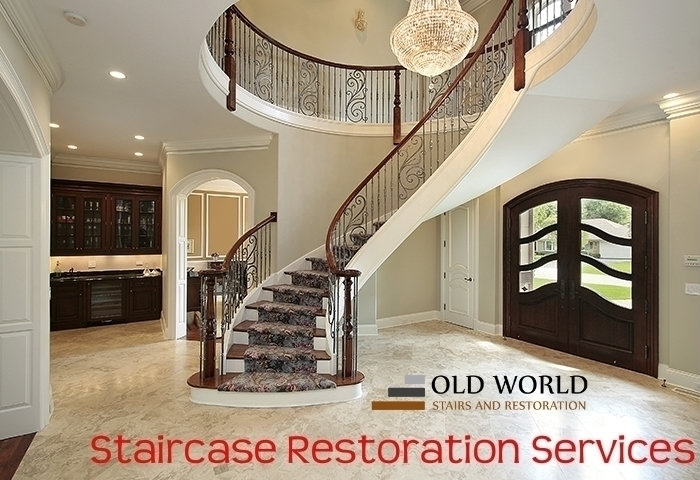 World Stairs & Restoration  - owstairs | ello