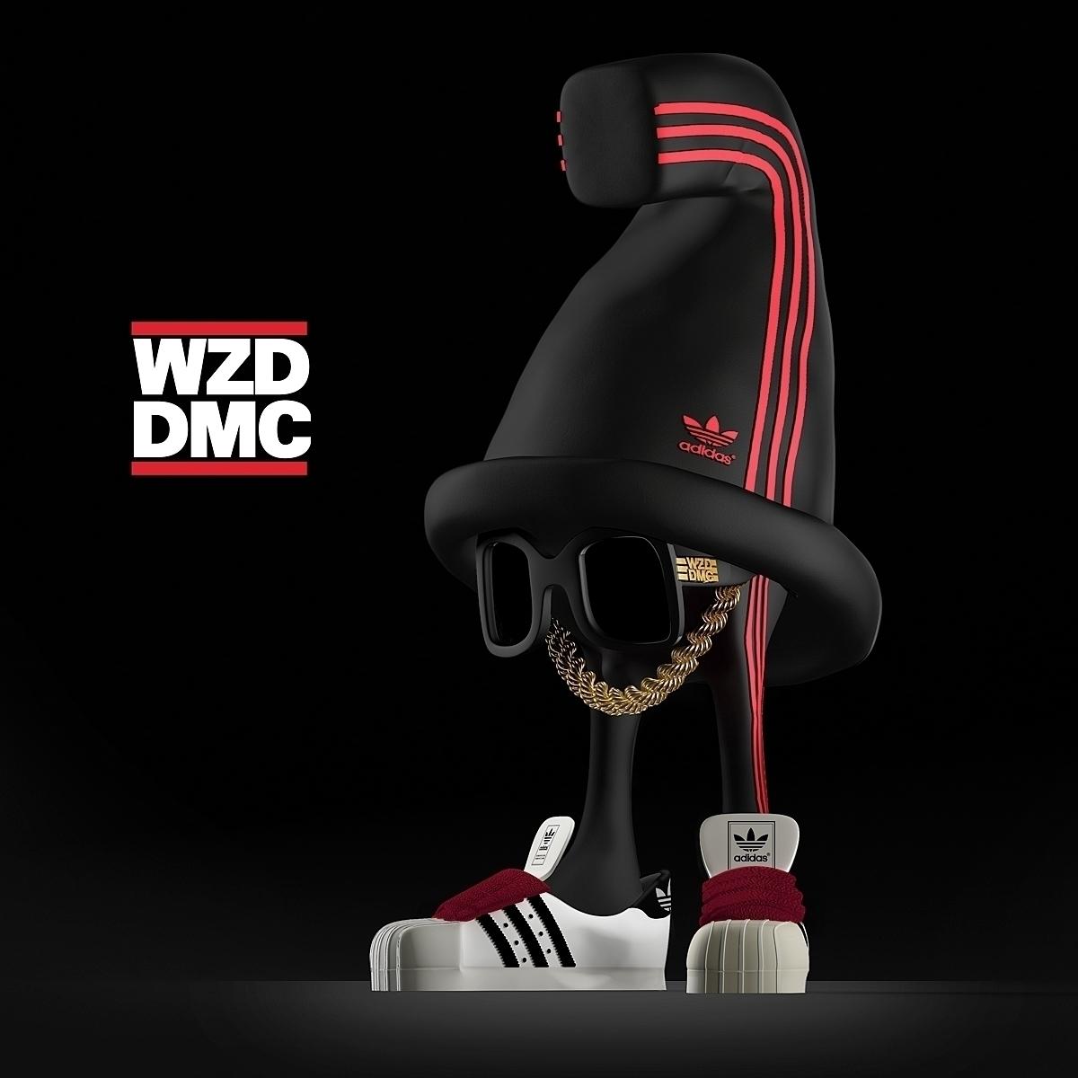 Cheech Wizard Land Hip Hop.WZD  - elroyklee | ello