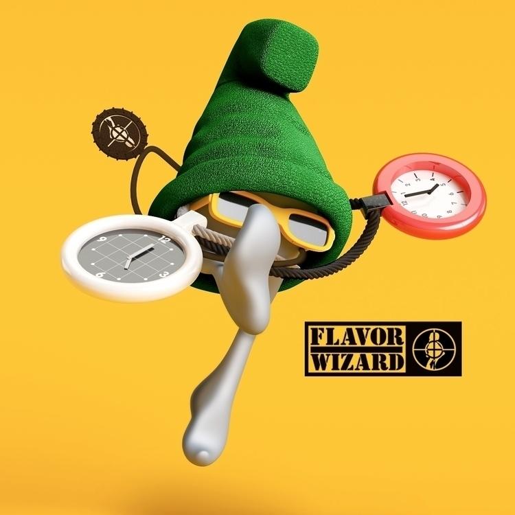 Cheech Wizard Land Hip Hop. FLA - elroyklee | ello