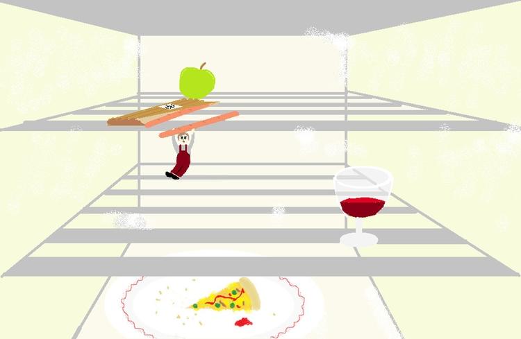 freedom empty fridge. - krapek | ello