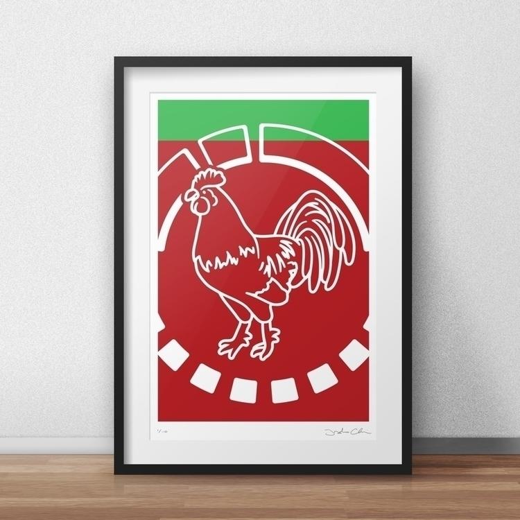 fans Rooster Sauce - justincline | ello