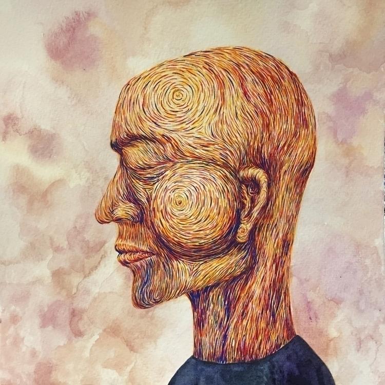 Thinking future fineart art lin - tsaiyushan   ello