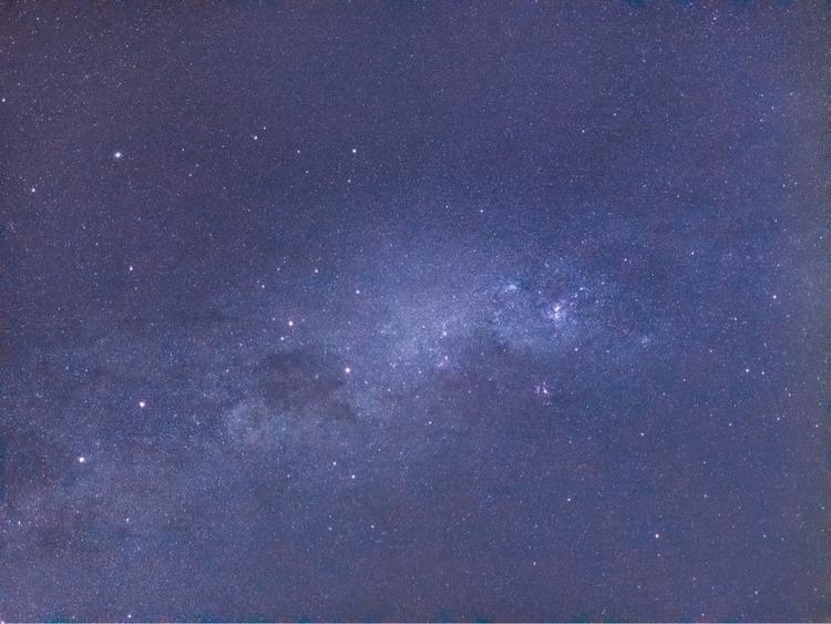 Milky - Circinus Centaurus Cari - momentsforzen | ello