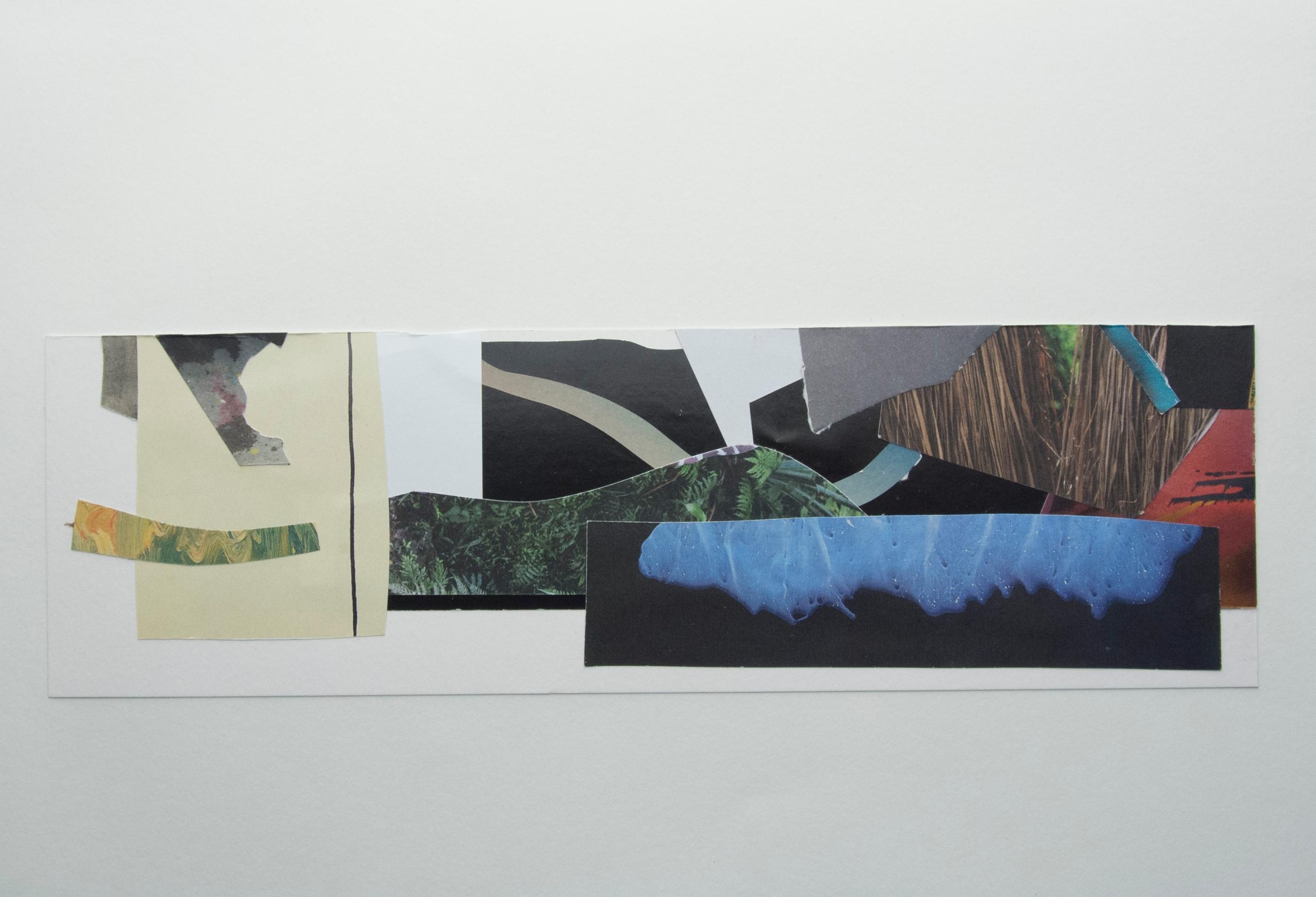 Mountains Hills, Collage art ab - wrjenkinson | ello