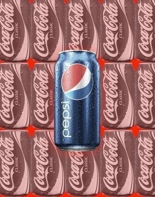 Tale Time. Pepsi Coke coke peps - jakesmelker | ello