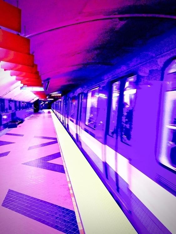Underground colours. colours un - vstg | ello