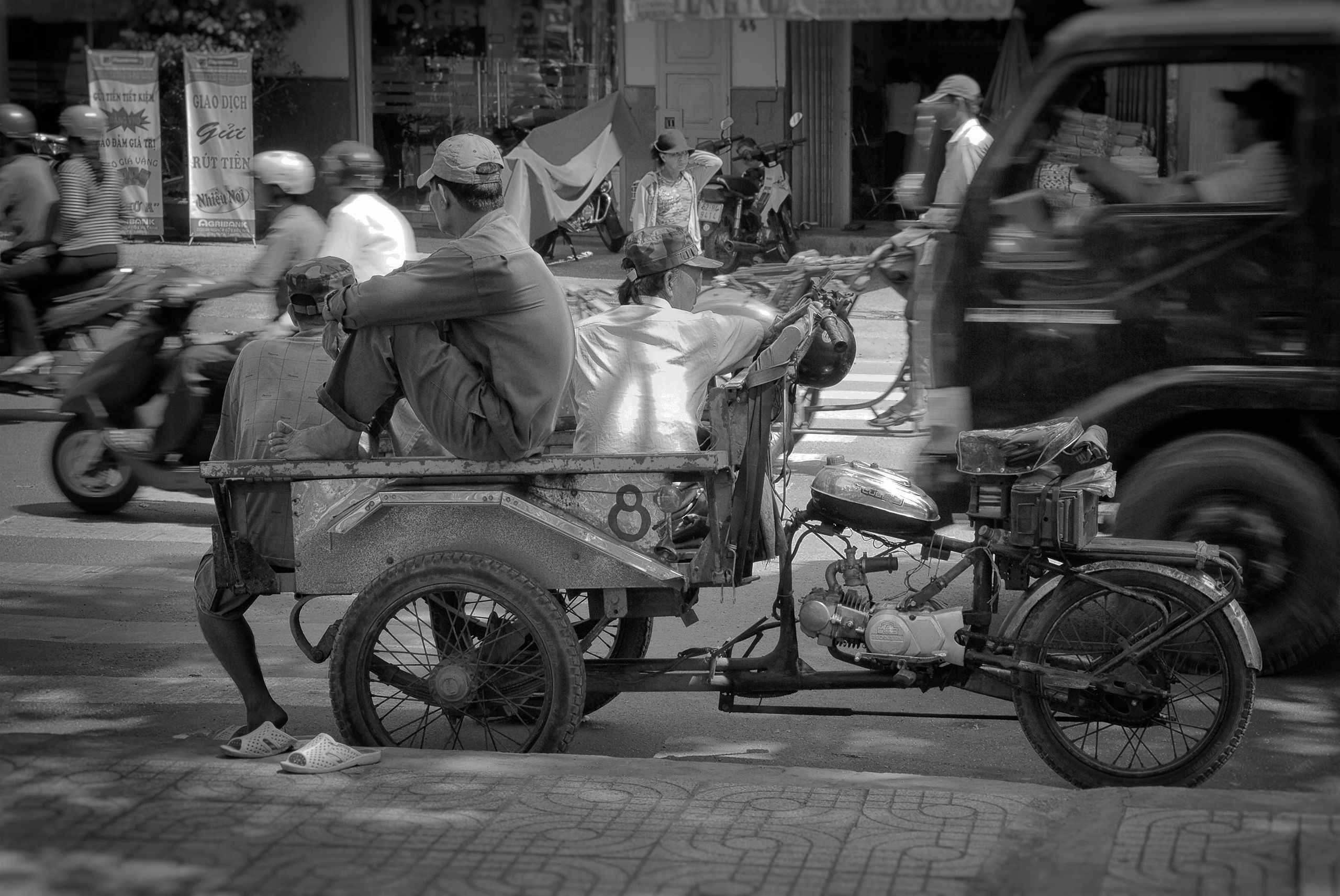 buddies Saigon Vietnam - christofkessemeier | ello