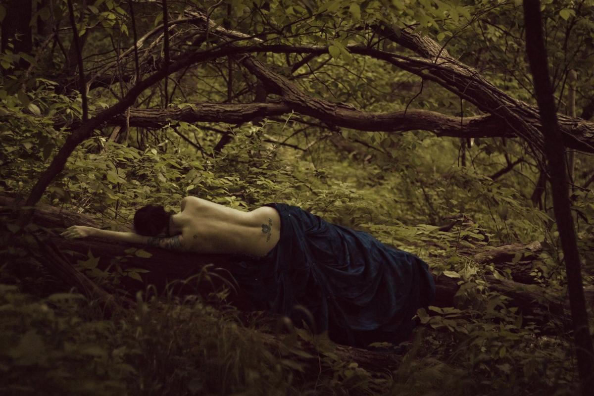 Photographer: Candi Kalinsky - - darkbeautymag | ello