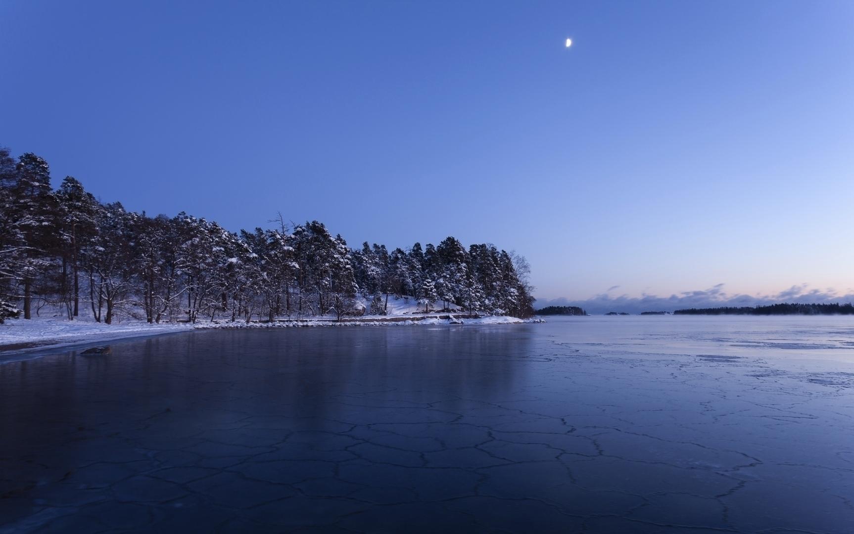 Clear winter eve photography fi - anttitassberg | ello