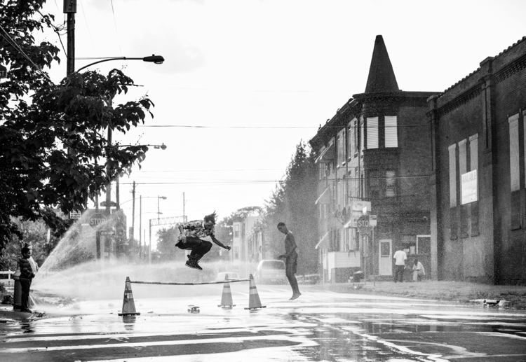 Evan Smith Hippy Jump kids Phil - blabacphoto | ello