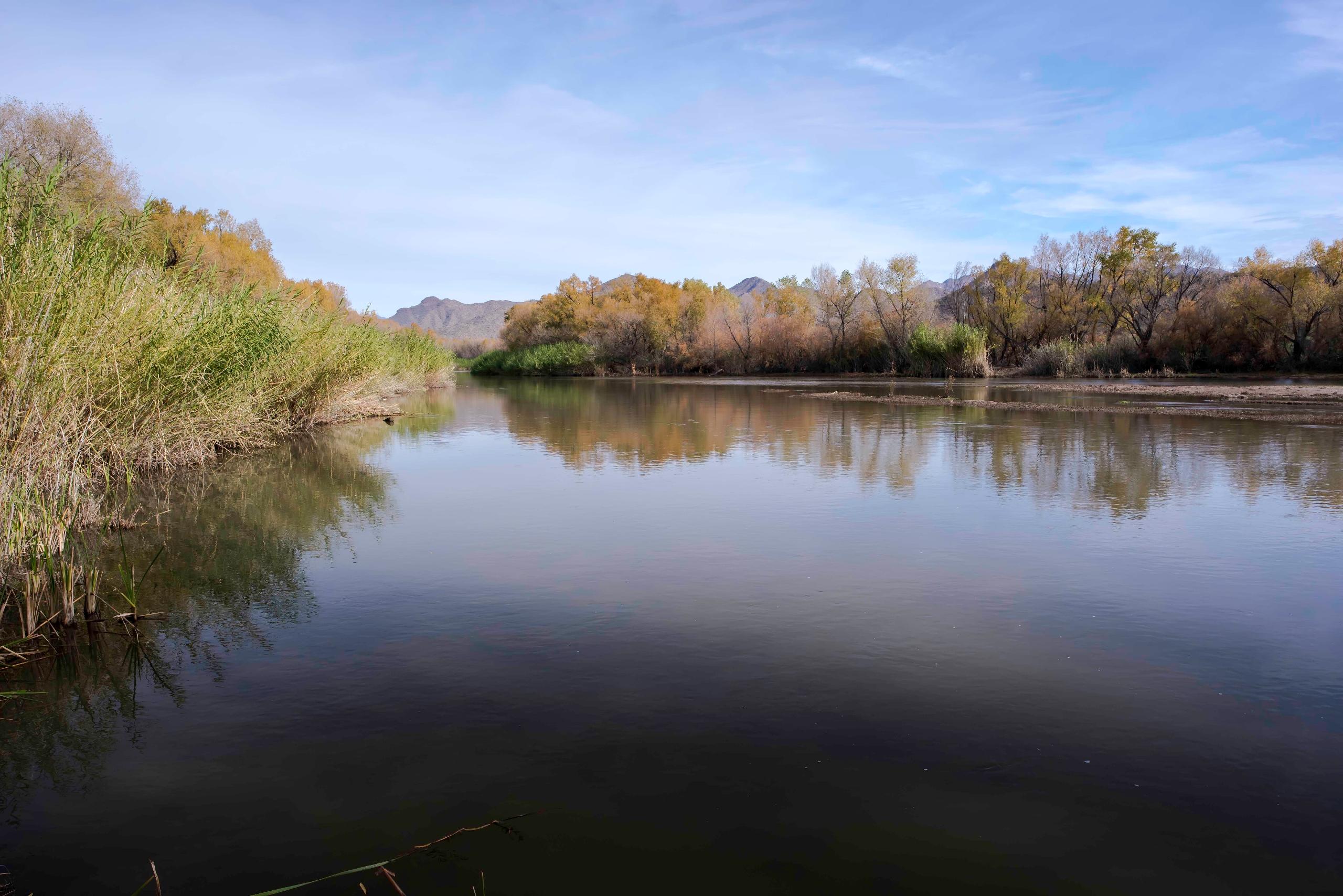 Slow Water, 2017 Nikon Arizona  - azdrk | ello