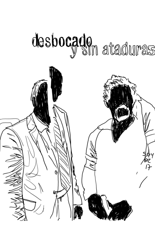 drawing undibujoaldia asketchad - hauering | ello