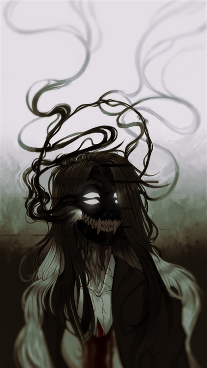 Wrath. Unknown artist. - ellohorror | ello
