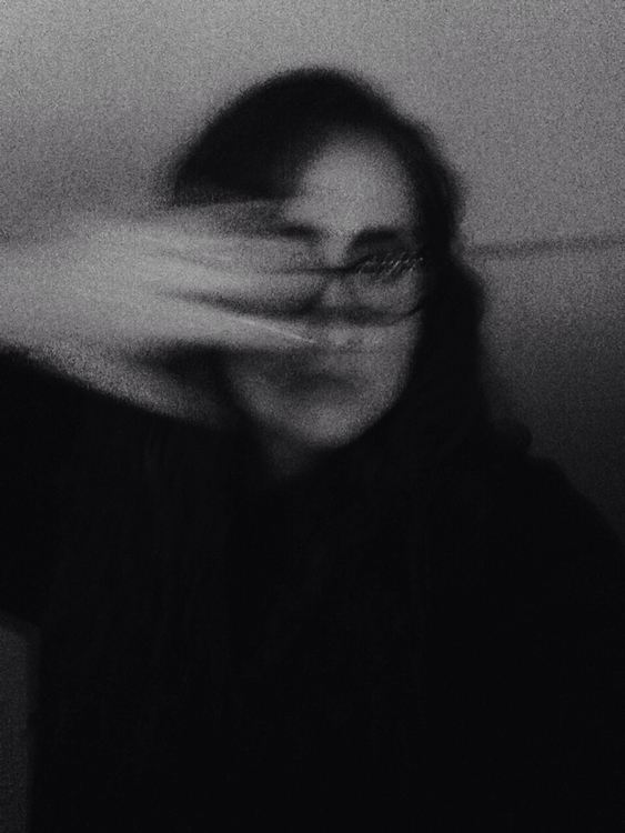 blurred // - mikailahautumn | ello