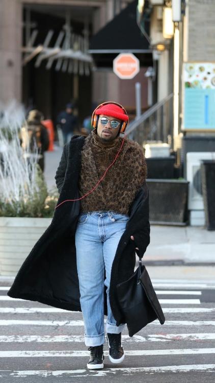 NYFWM day1 fashionweek streetst - askiaabdul | ello