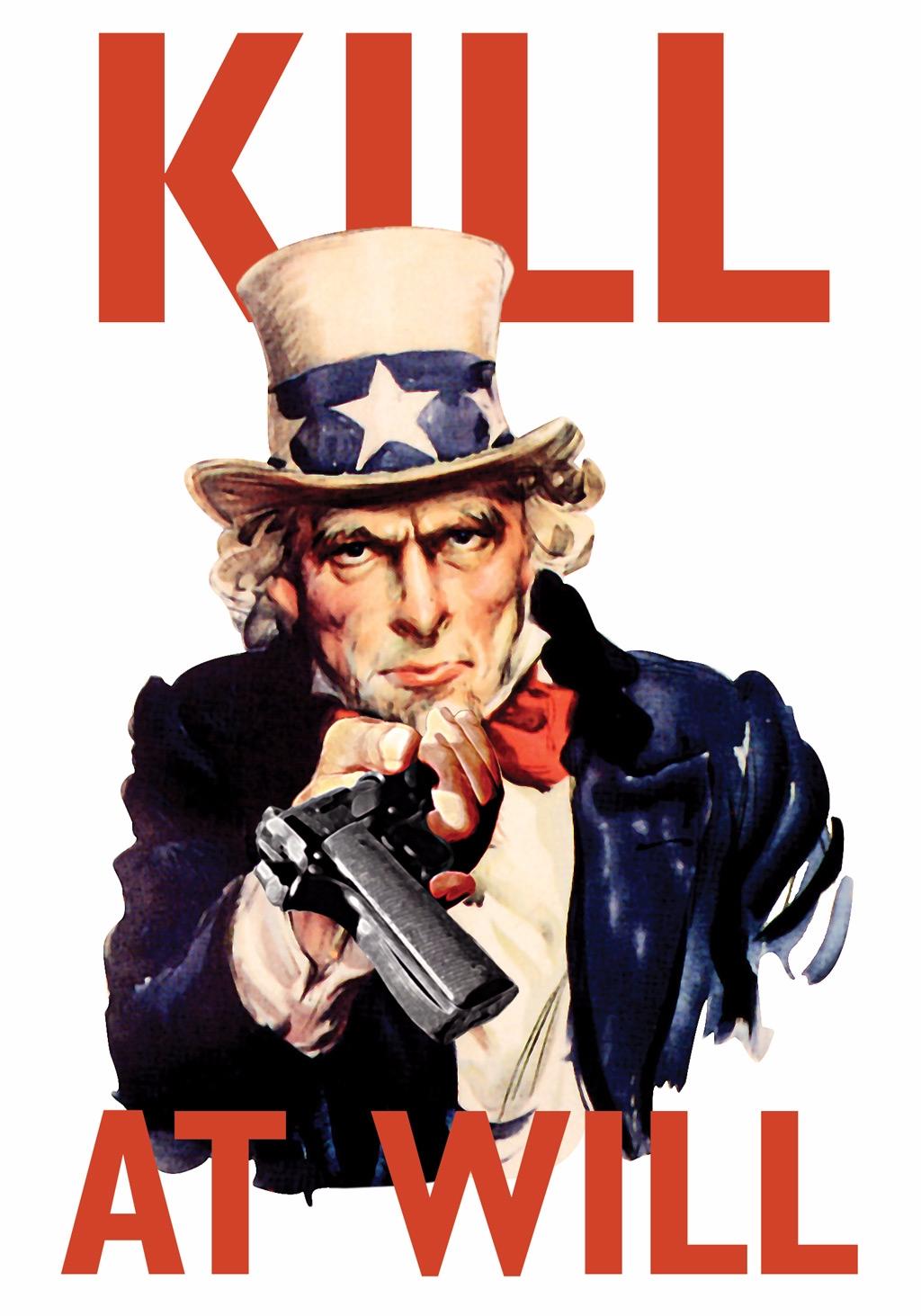 KILL Uncle Sam meets Ice Cube. - kenyonbcom | ello