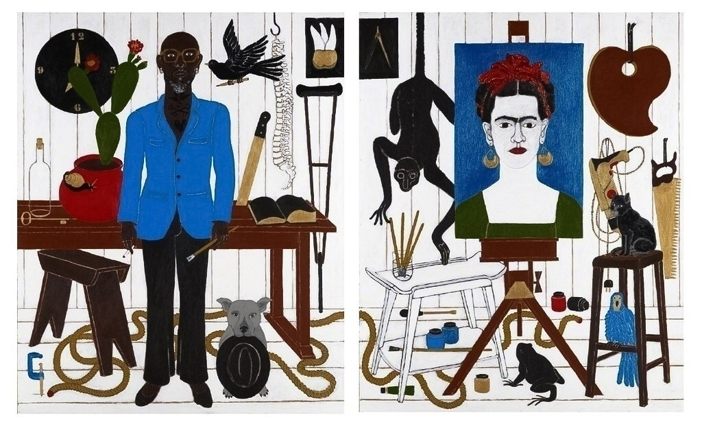 Abe Odedina Adoration Frida, 20 - blackartmatters | ello